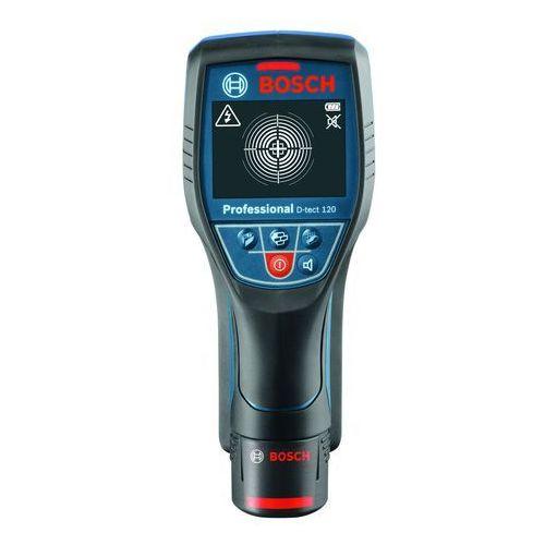 Bosch professional wallscanner d-tect 120 professional (0601081300) - produkt w magazynie - szybka wysyłka! (3165140780063)