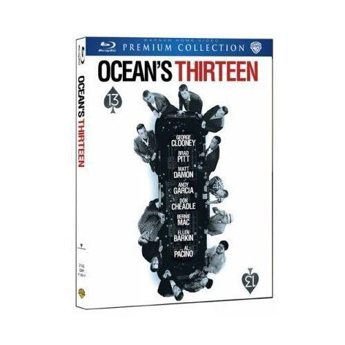 OCEAN'S 13 (BD) PREMIUM COLLECTION (Płyta BluRay)