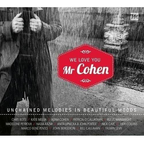 Various - We Love You Mr Cohen + Darmowa Dostawa na wszystko do 10.09.2013!, 5340370