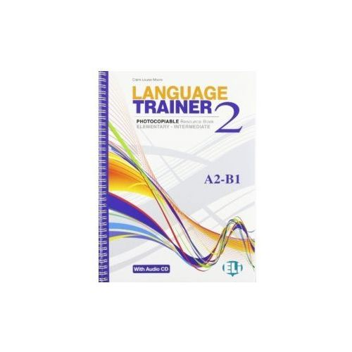 Language Trainer 2 Students Book + CD, oprawa miękka