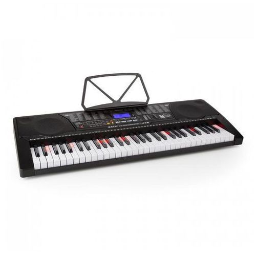 Schubert Etude 225 usb keyboard dla początkujących 61 klawiszy usb podświetlone