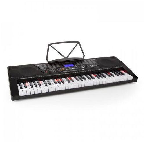 Etude 225 usb keyboard dla początkujących 61 klawiszy usb podświetlone marki Schubert