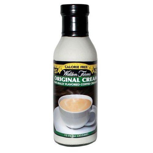 Syrop zero coffee creamer original 355ml najlepszy produkt marki Walden farms