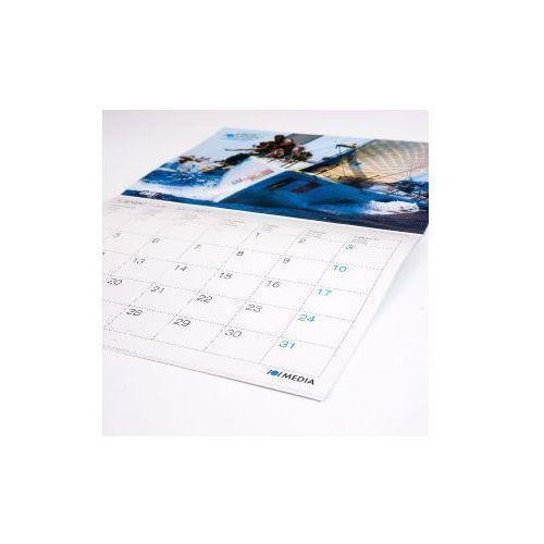 Kalendarz zeszytowy z dziurką