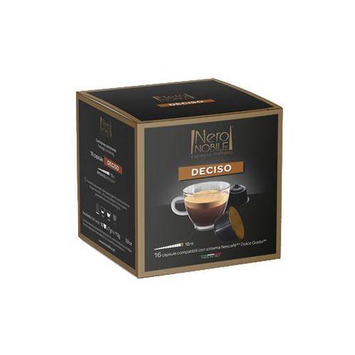 Nero nobile Kapsułki do nescafe dolce gusto* wyrazista/deciso 16 kapsułek - do 18% rabatu przy większych zakupach oraz darmowa dostawa (8033993872004)