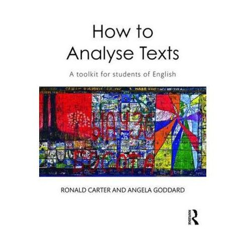 How to Analyse Texts (9780415836807)