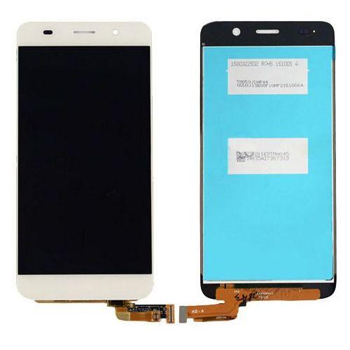 Wyświetlacz LCD digitizer Huawei Y6 biały