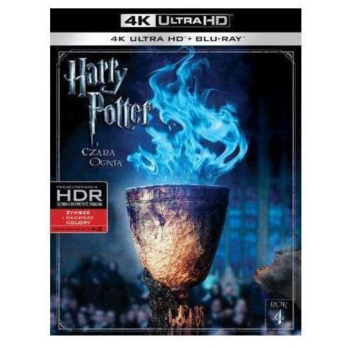 Harry potter i czara ognia 4k (blu-ray) - mike newell darmowa dostawa kiosk ruchu marki Galapagos
