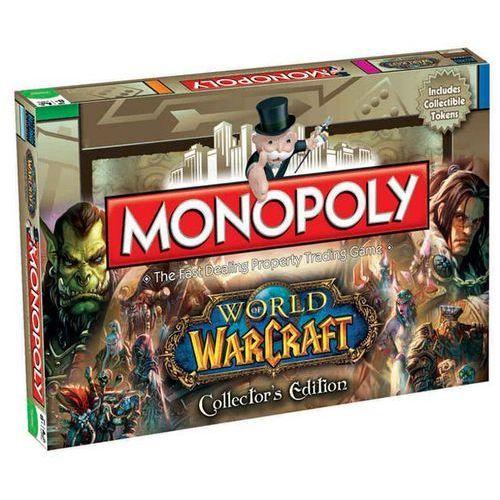 Gra monopoly z gry world of warcraft - wersja angielska (wimo019620) marki Goods.pl