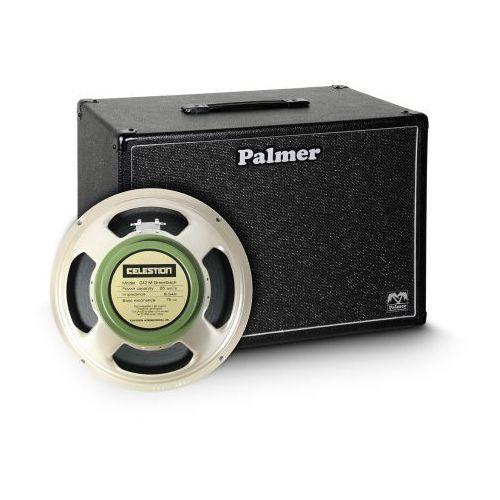 Palmer MI CAB 112 GBK kolumna gitarowa 1 x 12″ z głośnikiem Celestion G 12 M Greenback, 8Ohm