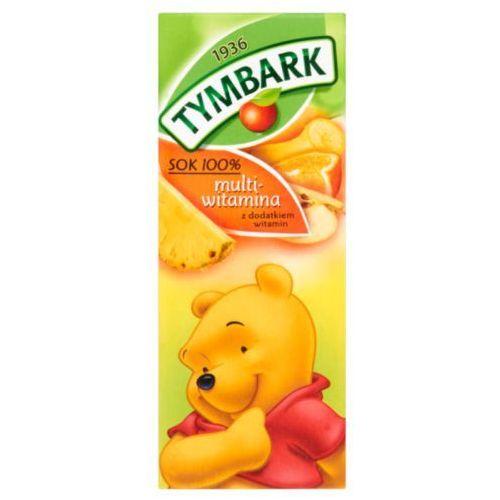 Tymbark Sok 100% multiwitamina 200 ml (5900334013521)