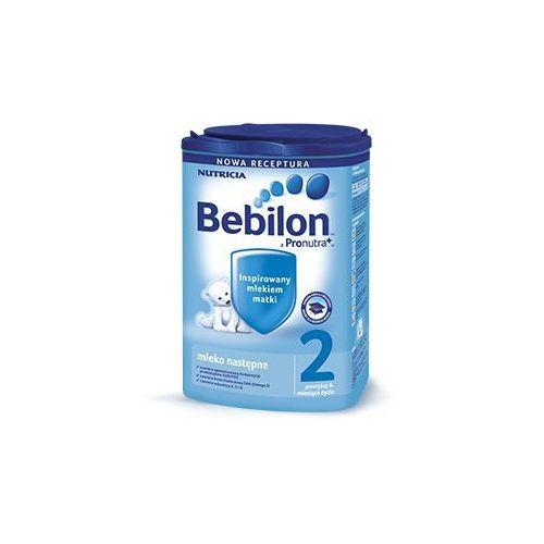Mleko następne Bebilon 2 Pronutra+ 800g Nutricia (mleko dla dzieci)