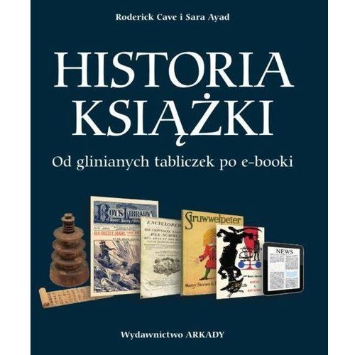 Historia książki - Wysyłka od 3,99 - porównuj ceny z wysyłką, oprawa twarda