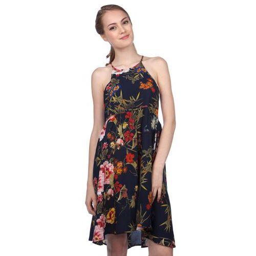 Brave Soul sukienka damska Blossom XS ciemnoniebieski (2007072800093)