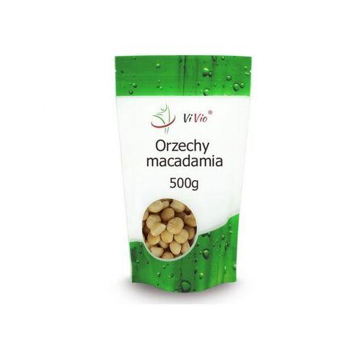 orzechy macadamia - 500g marki Vivio