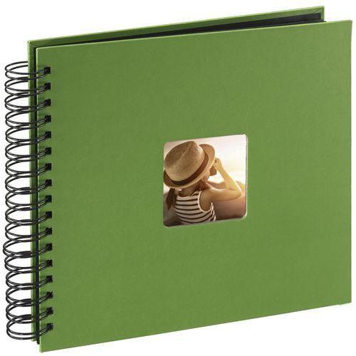 Album HAMA Fine Art Czarne kartki 50 stron Zielony (28X24 cm)