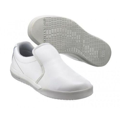 Buty Sanita SAN-CHEF z ochroną palców, zamknięte wsuwane - sprawdź w Gastrosilesia