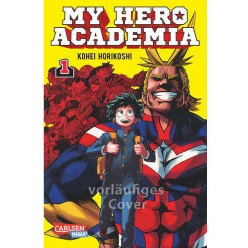 My Hero Academia. Bd.1 (9783551794628)