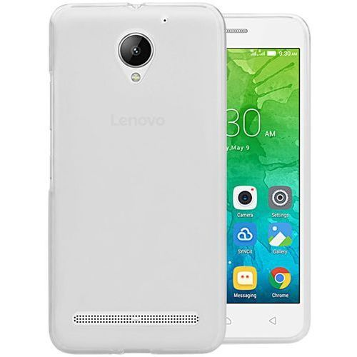 Etui QULT Back Case Clear do Lenovo C2 Power (5901836639080)