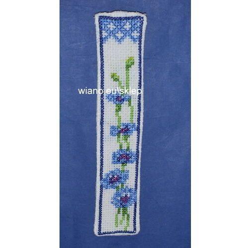 Zakładka haftowana ręcznie (bw-2)