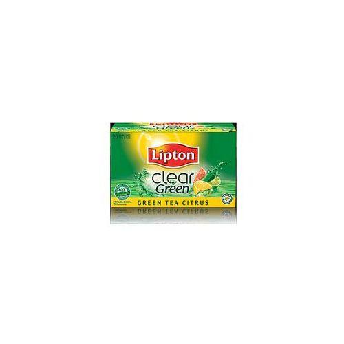 Herbata Lipton Green Tea Citrus (25 saszetek)