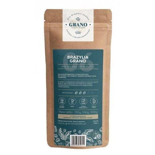 Grano tostado kawa ziarnista grano tostado brazylia grano 500g (5908233610612)
