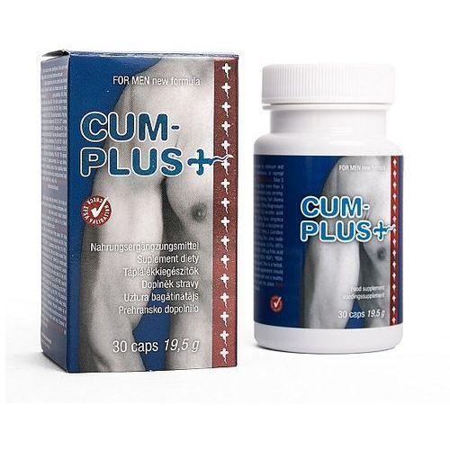 Cobeco pharma Cum plus 30 kaps. obszerny wytrysk więcej spermy 179959