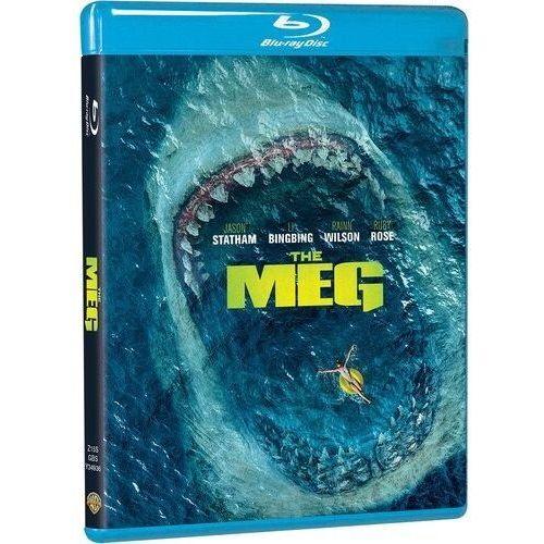 The meg (bd) (płyta bluray) marki Jon turteltaub