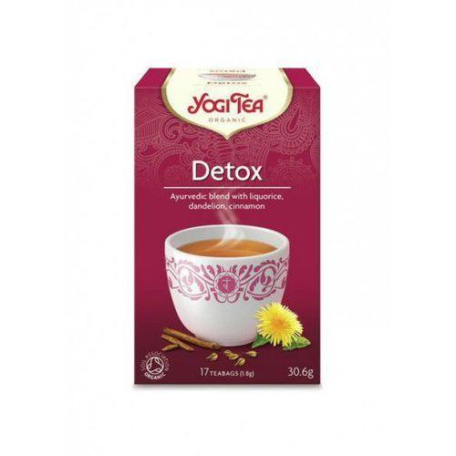 oczyszczająca (detox) marki Yogi tea
