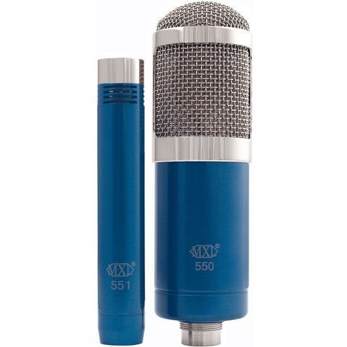 550/551r - zestaw mikrofonów marki Mxl