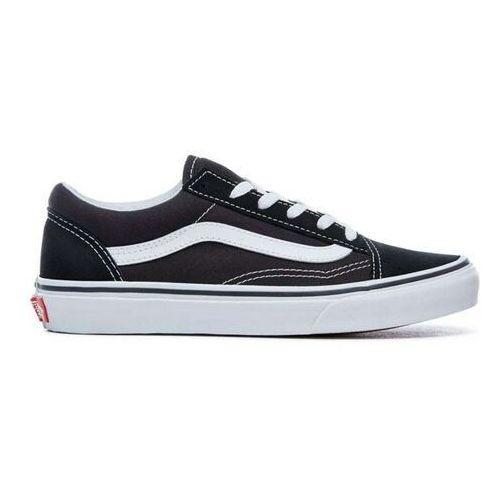 Vans Buty - old skool black/true white (6bt) rozmiar: 30.5
