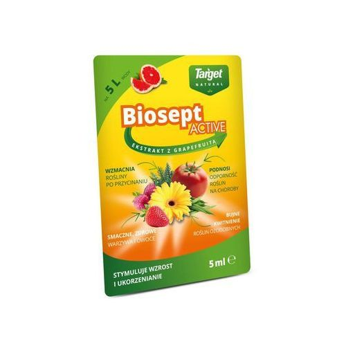 Regulator wzrostu BIOSEPT ACTIVE TARGET NATURAL (5901875005457)