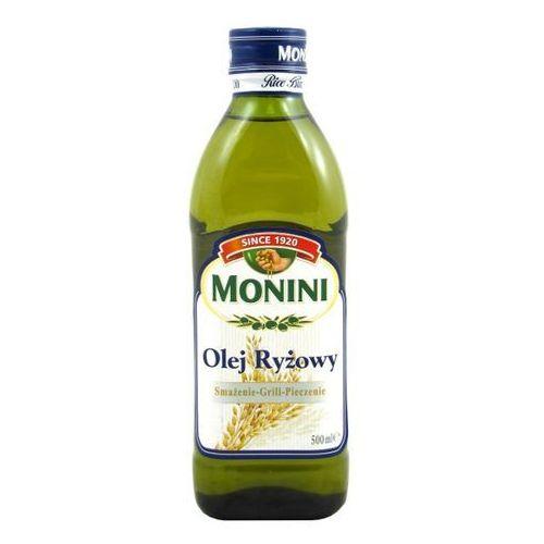 Olej ryżowy Monini 500ml (Oleje, oliwy i octy)