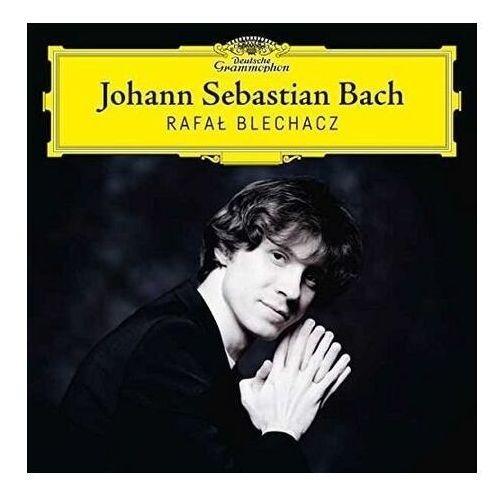 Universal music Johann sebastian bach - rafał blechacz (płyta cd)