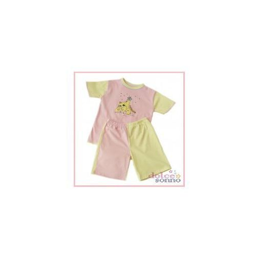 Piżamka Jumbo - różowy