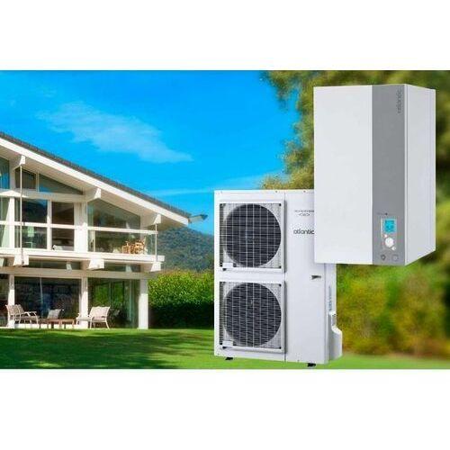 Atlantic - super oferta Pompa ciepła powietrze - woda aurea m 5kw - wydajność grzewcza 50 - 80 m2
