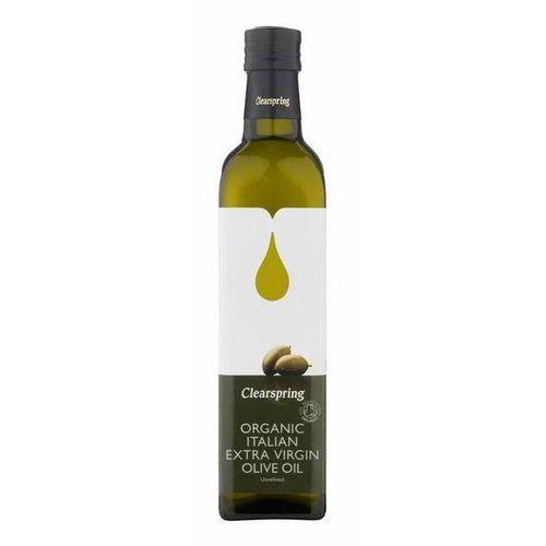 Oliwa z oliwek extra virgin BIO 500 ml - Clearspring