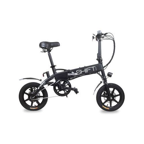 E-City rider Shift Black