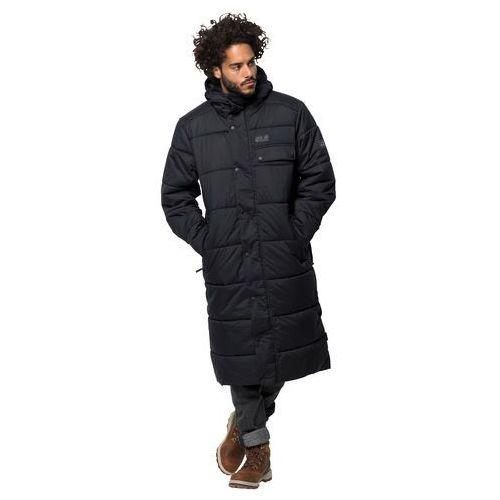 Płaszcz męski KYOTO COAT M black - M