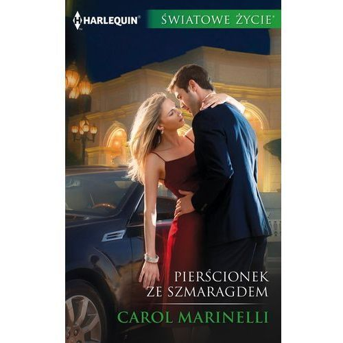 Pierścionek ze szmaragdem - Carol Marinelli (EPUB), Harlequin