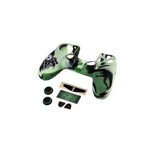 Zestaw 7w1 HAMA Soccer do kontrolera Sony Dualshock 4 (4047443295019)