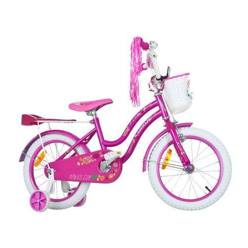 Arkus & Romet Różyczka 16, dziecięcy rower