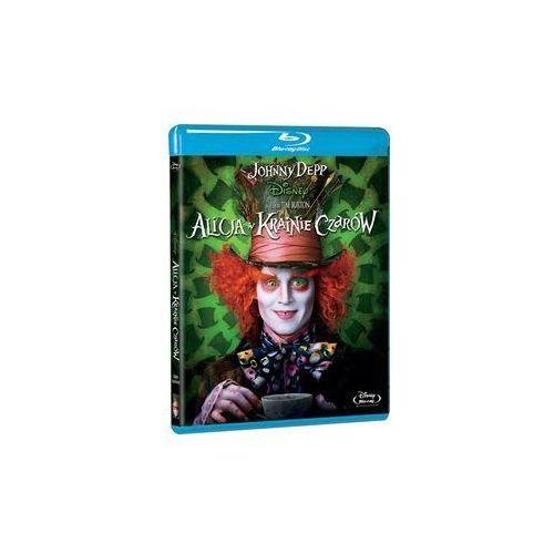 Alicja w Krainie Czarów [Blu-ray]