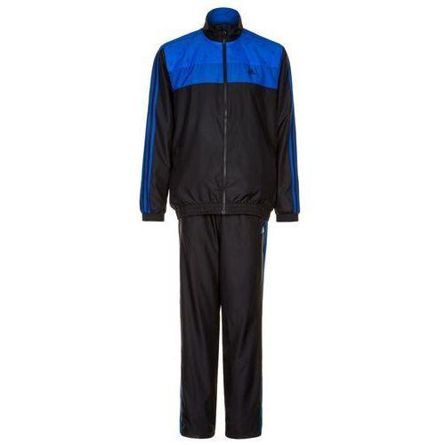 adidas Performance Dres black/blue beauty - produkt z kategorii- dresy męskie komplety