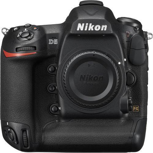 Nikon D5, lustrzanka cyfrowa