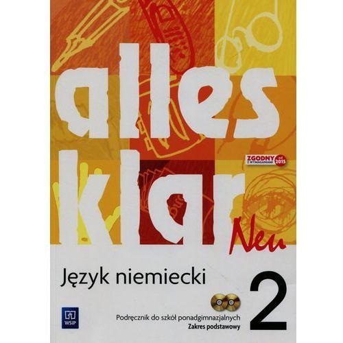 Alles klar Neu 2 Podręcznik + 2CD Zakres podstawowy - Wysyłka od 3,99 - porównuj ceny z wysyłką (9788302155970)