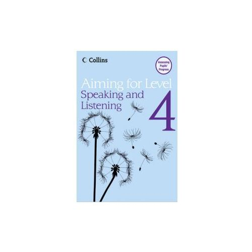 Level 4 Speaking And Listening (9780007415922)