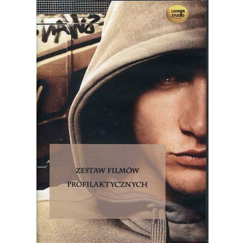 Zestaw filmów profilaktycznych (Płyta DVD) (9788365077073)