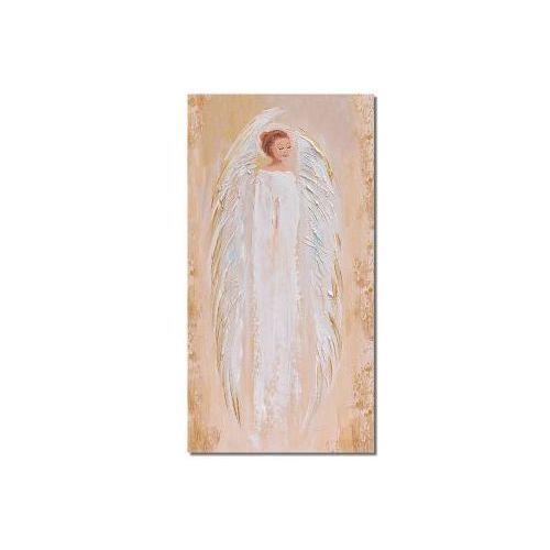 Anioł , obraz ręcznie malowany (obraz)