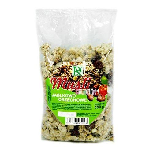 Radix bis Musli crunchy jabłkowo-orzechowe 350g radix